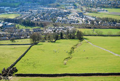 Yorkshire countryside royalty free stock images