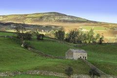 Yorkshire dalar royaltyfria foton