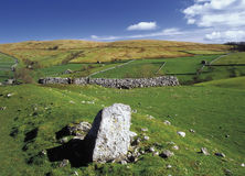 Yorkshire dales. The yorkshire dales national park england uk Royalty Free Stock Images