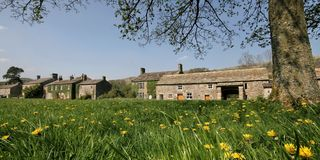 Yorkshire Dales, Arncliffe royalty free stock photography