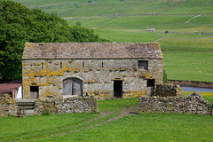 Yorkshire Dales Barn Stock Photos