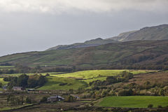 Yorkshire Dales. A classic landscape of Yorkshire Dales in England Stock Image