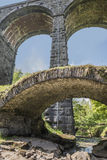 Yorkshire Dales Dent Head Viaduct Royalty Free Stock Image