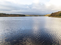 Yorkshire Dales, Fewston Reservoir. Stock Photography