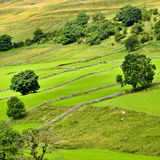 Yorkshire Dales landscape Stock Photo
