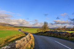 Yorkshire Dales. National Park, England Royalty Free Stock Image