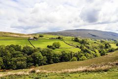 Yorkshire Dales National Park. Royalty Free Stock Image