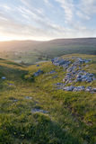 Yorkshire dolin wapień Fotografia Stock