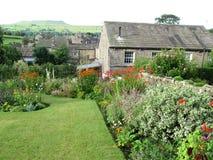 Yorkshire-Dorf Lizenzfreie Stockbilder