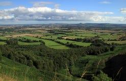 Yorkshire krajobraz Zdjęcie Royalty Free