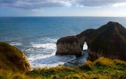 Yorkshire kust arkivfoto