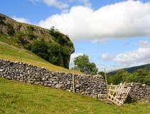 Yorkshire-Landschaft Stockfotografie