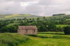 Yorkshire park narodowy Zdjęcie Royalty Free