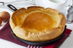 Yorkshire pudding obraz stock