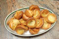Yorkshire pudding Stock Images
