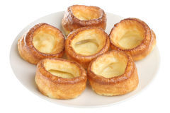Yorkshire Puddings Royalty Free Stock Image