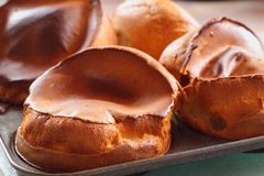 Yorkshire puddings A Royalty Free Stock Image