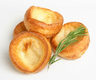 Yorkshire Puddings Stock Photos