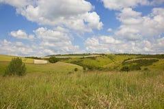 Yorkshire-Tal Stockbilder