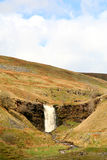 Yorkshire Waterfall. Royalty Free Stock Photo