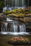 Yorkshire Waterfall Royalty Free Stock Image