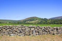 Yorkshire wolds sceneria Zdjęcie Royalty Free