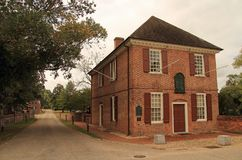 Yorktown Custom House Stock Images
