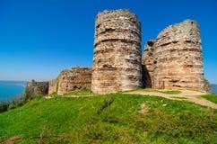 Yoros kalesi fortress Stock Images