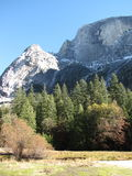 Yosemite το φθινόπωρο 2 Στοκ εικόνα με δικαίωμα ελεύθερης χρήσης