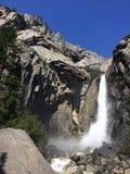 Yosemite: водопады 1 стоковое изображение rf