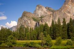 Yosemite fotografia stock libera da diritti