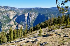 yosemite Photographie stock