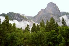 yosemite Foto de Stock Royalty Free