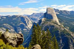 yosemite Royalty-vrije Stock Foto