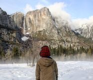 yosemite royalty-vrije stock fotografie
