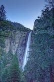 Yosemite - Bridal Veil. Bridal Vail waterfall at Yosemite National Park, California Stock Images