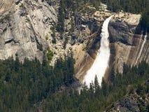 Yosemite: Caída de Nevada Foto de archivo libre de regalías