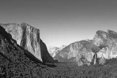 Yosemite dal Royaltyfri Foto