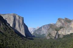 Yosemite dolina Zdjęcie Stock