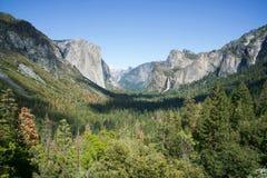 Yosemite dolina 02 Zdjęcie Royalty Free