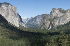 Yosemite dolina 03 Zdjęcia Stock