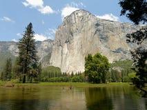 Yosemite dolina, Kalifornia Zdjęcia Stock