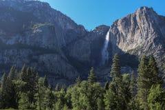 Yosemite dolinny spadek Fotografia Royalty Free
