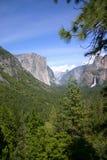 Yosemite doliny Zdjęcie Stock