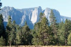 Yosemite doliny krajobraz Zdjęcia Stock