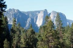 Yosemite doliny krajobraz Fotografia Stock