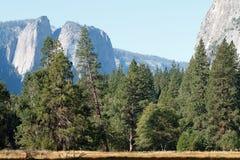 Yosemite doliny krajobraz Zdjęcie Stock