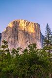 Капитан Yosemite El Стоковая Фотография
