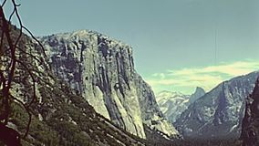 Yosemite-EL Capitan stock video