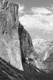 Yosemite El Capitan in Yosemite National Park royalty free stock photo